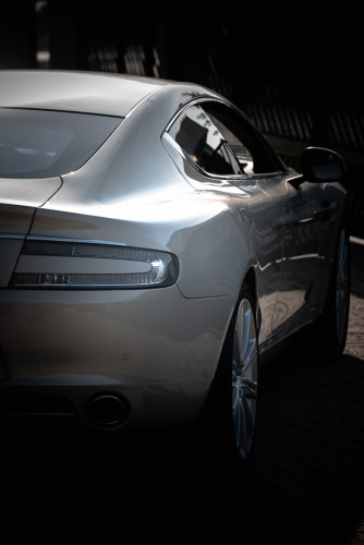 2010 Aston Martin Rapide 6.0 V12 64