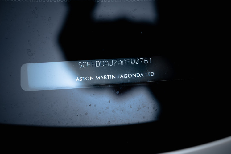 2010 Aston Martin Rapide 6.0 V12 69