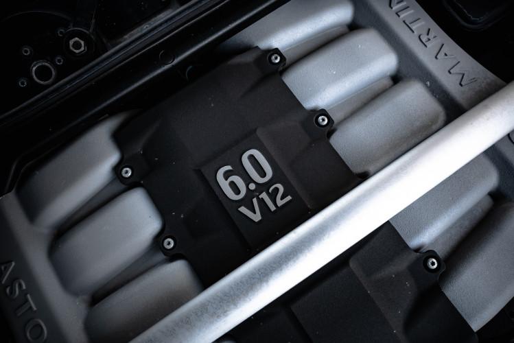 2010 Aston Martin Rapide 6.0 V12 77