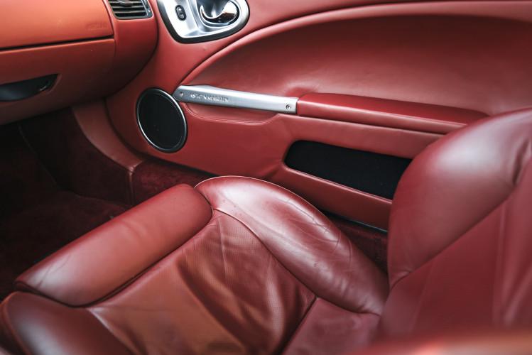 2001 Aston Martin V12 Vanquish 25
