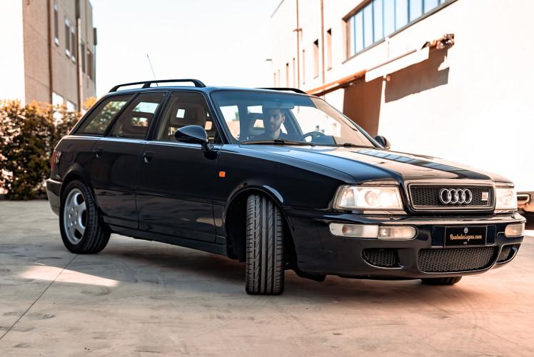 1994 AUDI RS2 Avant 5