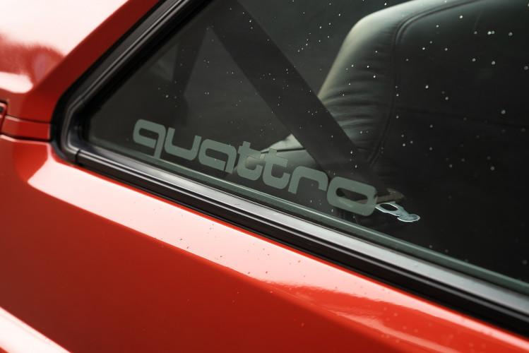 1982 Audi quattro turbo 4