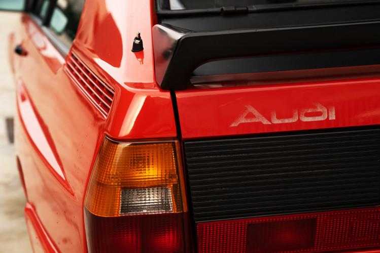 1982 Audi quattro turbo 6