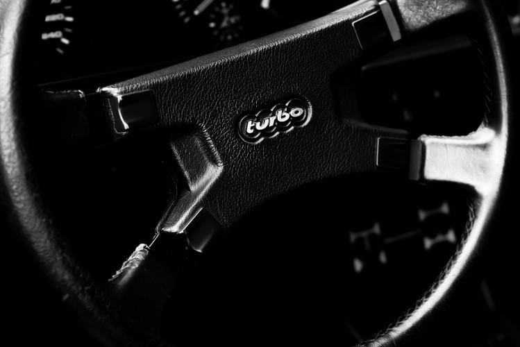 1982 Audi quattro turbo 9