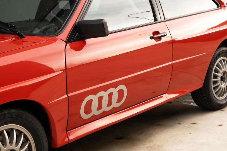 1982 Audi quattro turbo 1