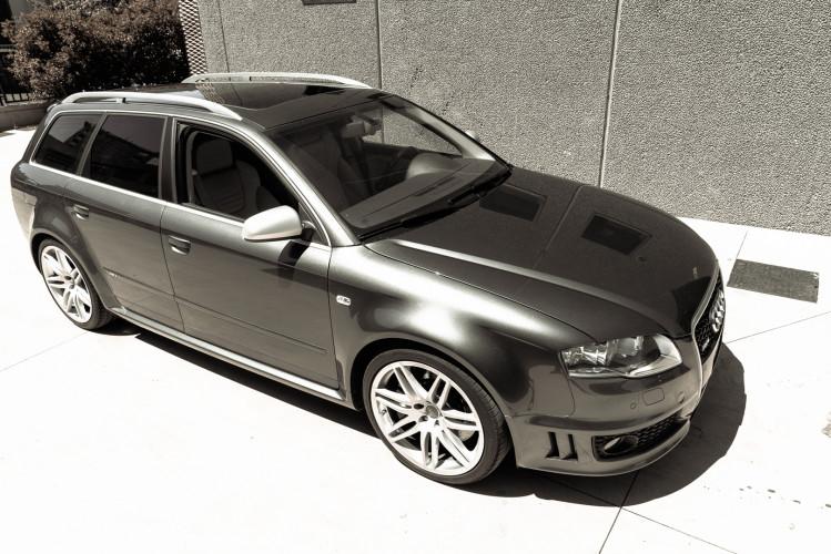 2006 Audi RS4 Avant Quattro V8 4.2 FSI 1