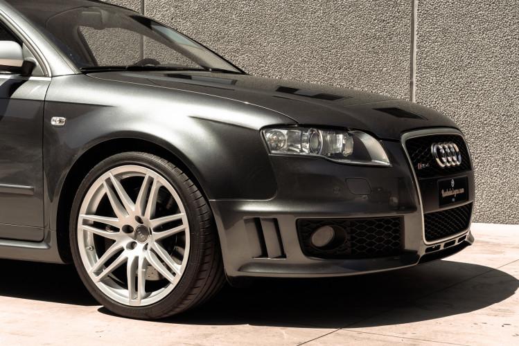 2006 Audi RS4 Avant Quattro V8 4.2 FSI 10