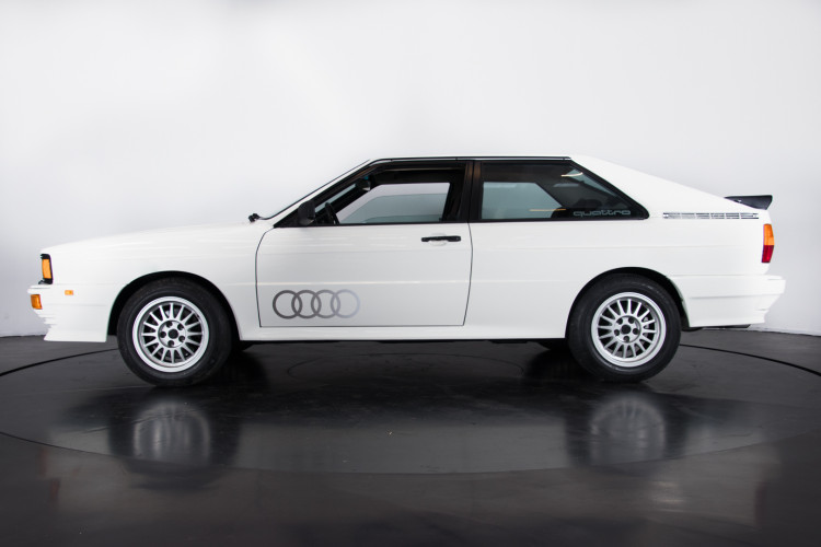 1982 Audi Quattro 1