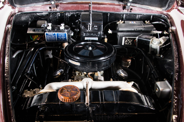 1952 Lancia Aurelia B20 II Serie 41