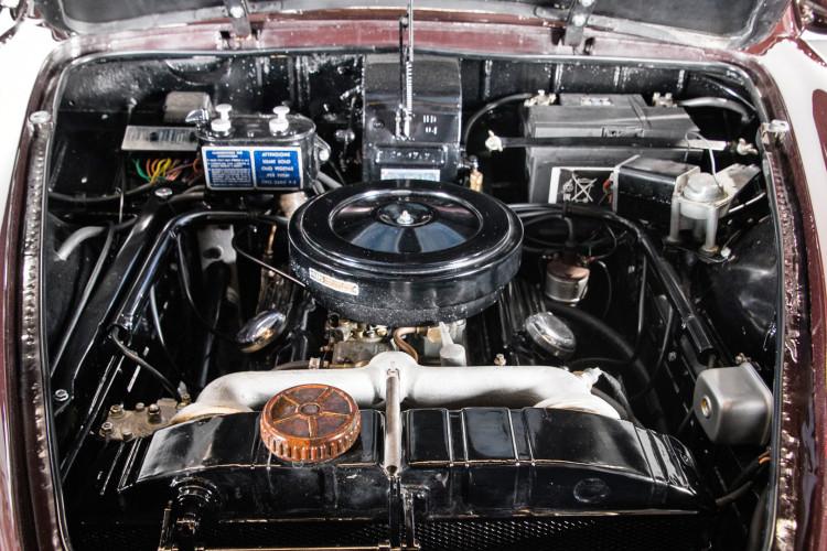 1952 Lancia Aurelia B20 II Serie 48