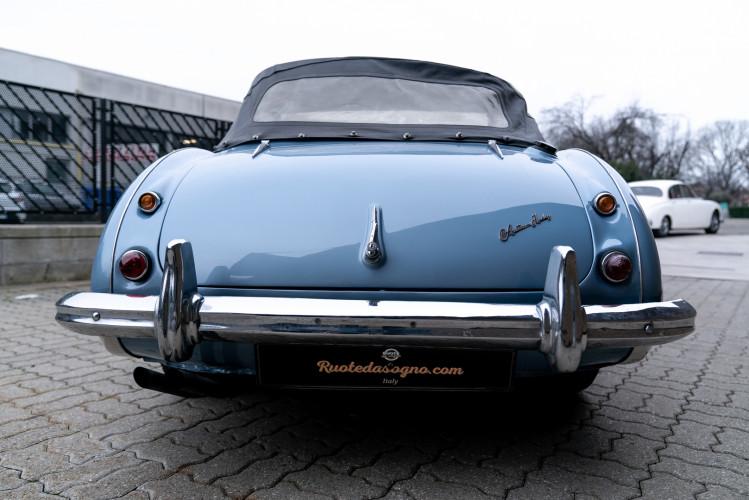 1957 Austin-Healey 100/6 5