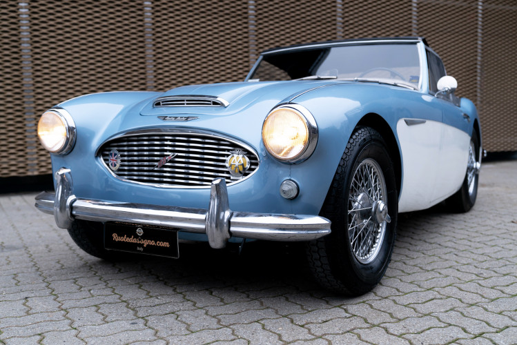 1957 Austin-Healey 100/6 6