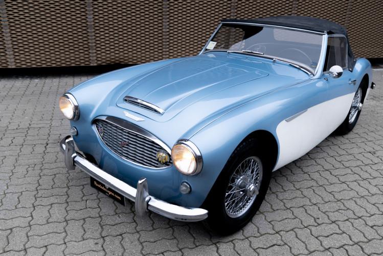 1957 Austin-Healey 100/6 8