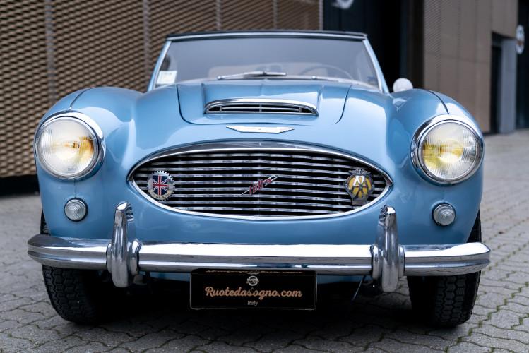 1957 Austin-Healey 100/6 32