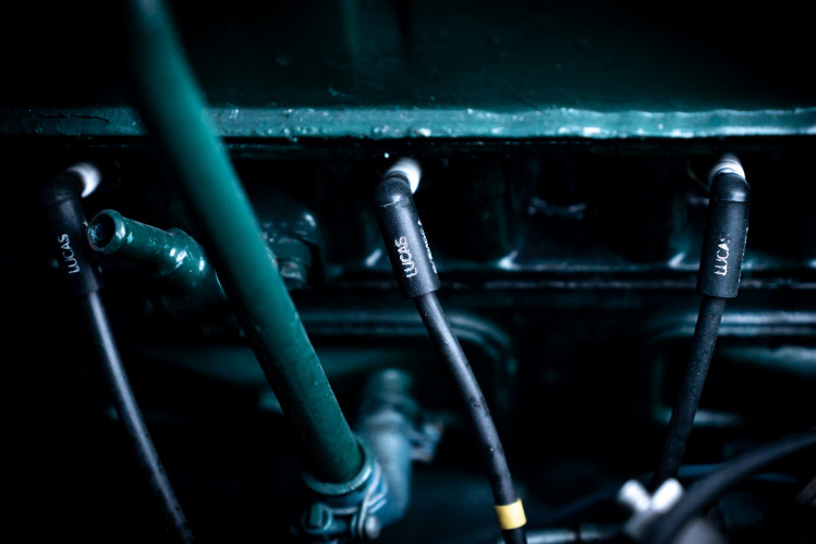 1957 Austin-Healey 100/6 16