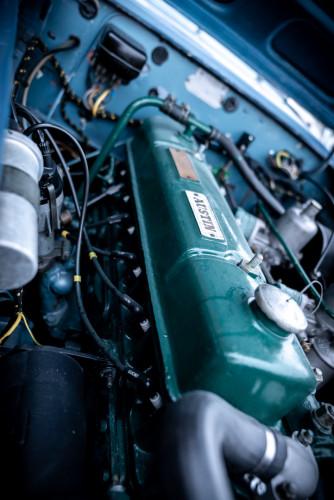 1957 Austin-Healey 100/6 17