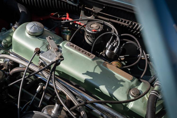 1961 Austin Healey BT7 3000 MKII 10