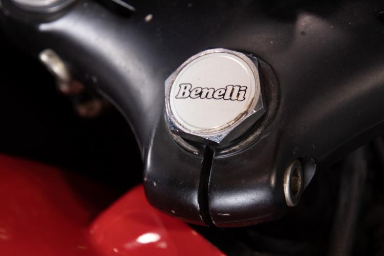 1985 Benelli 654 4S Sport 17