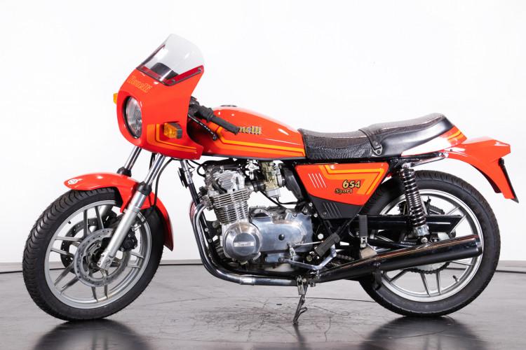 1985 Benelli 654 4S Sport 0