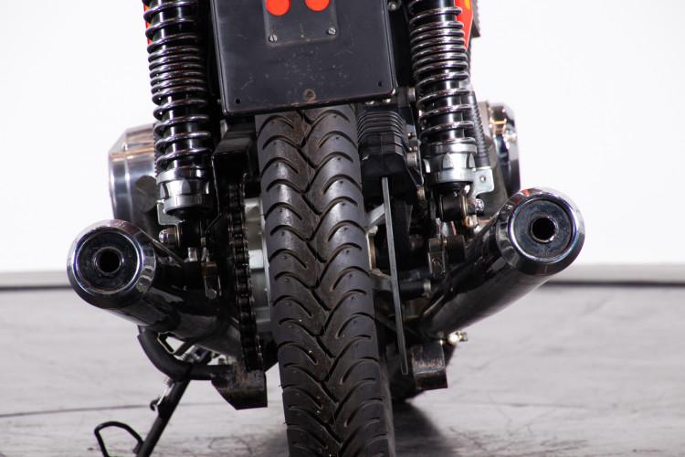 1985 Benelli 654 4S Sport 8