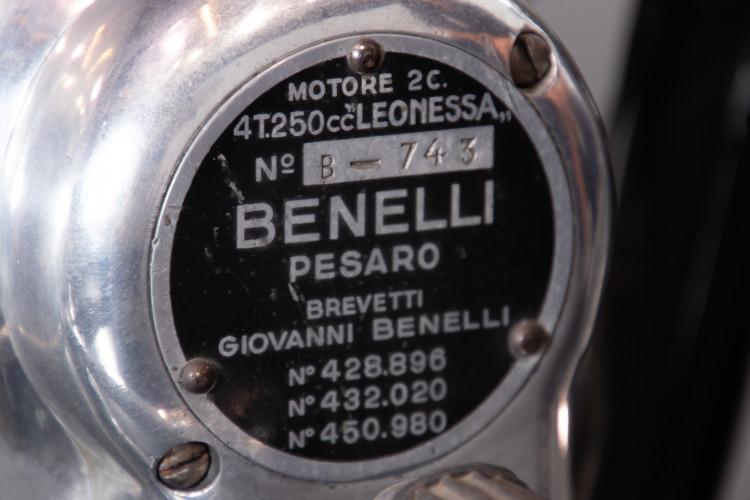 1955 Benelli Leonessa 250 12