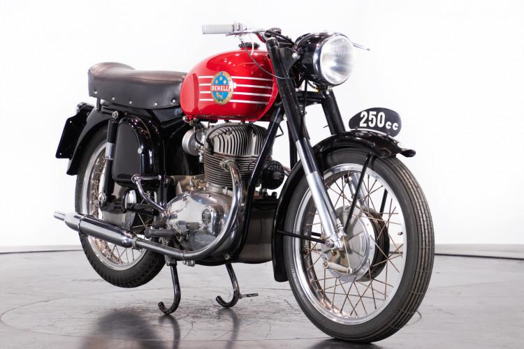 1955 Benelli Leonessa 250 3