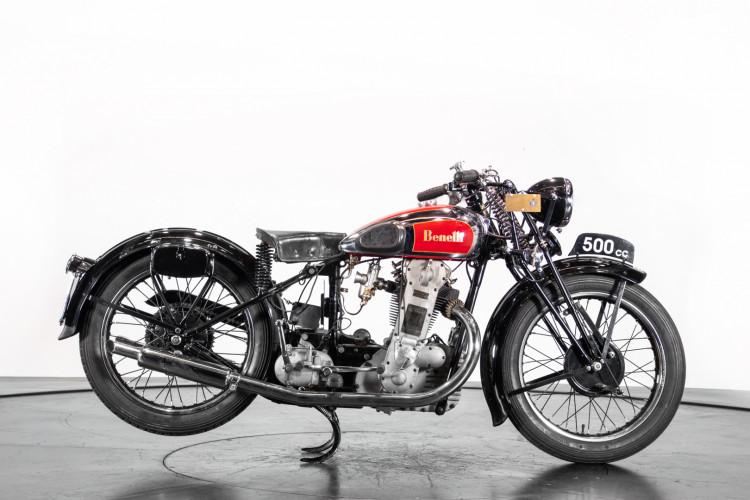 1939 Benelli 500 3