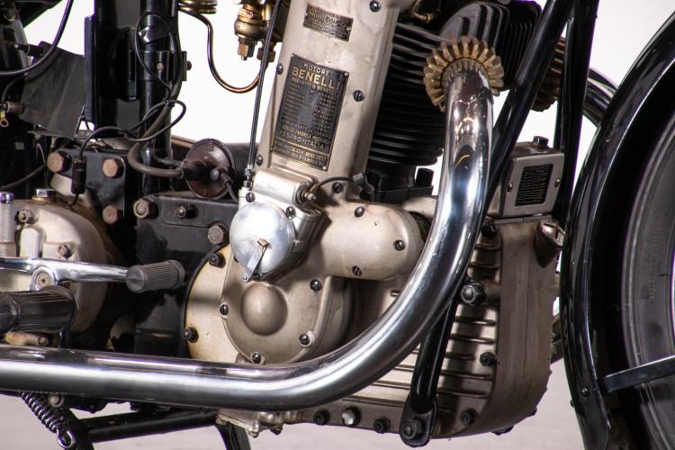 1939 Benelli 500 5