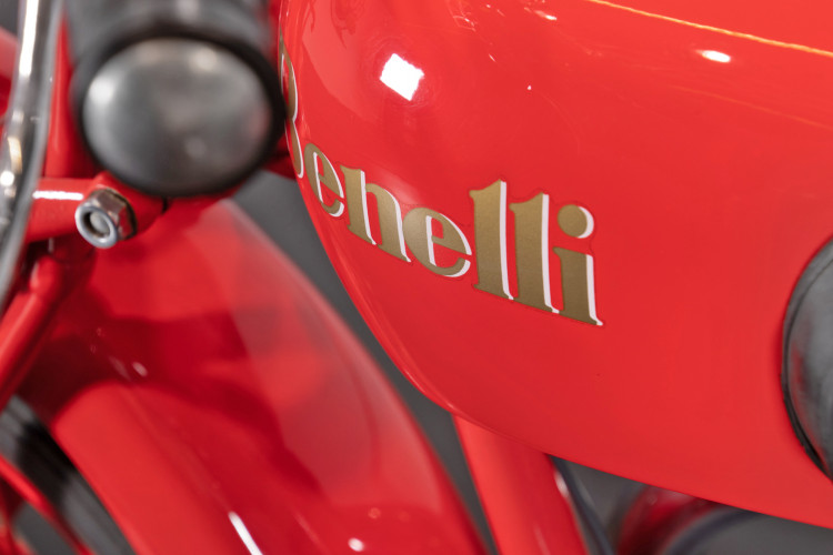 1940 Benelli 500 Valvole Laterali 7