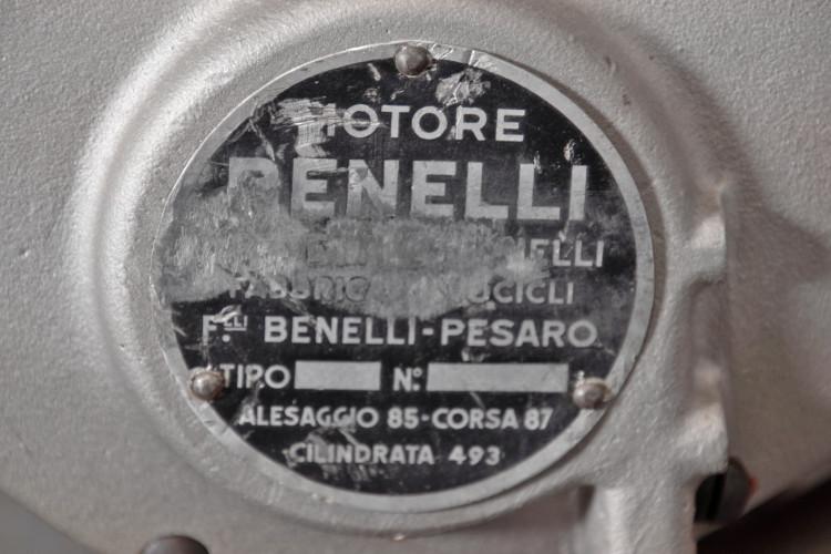 1940 Benelli 500 Valvole Laterali 12