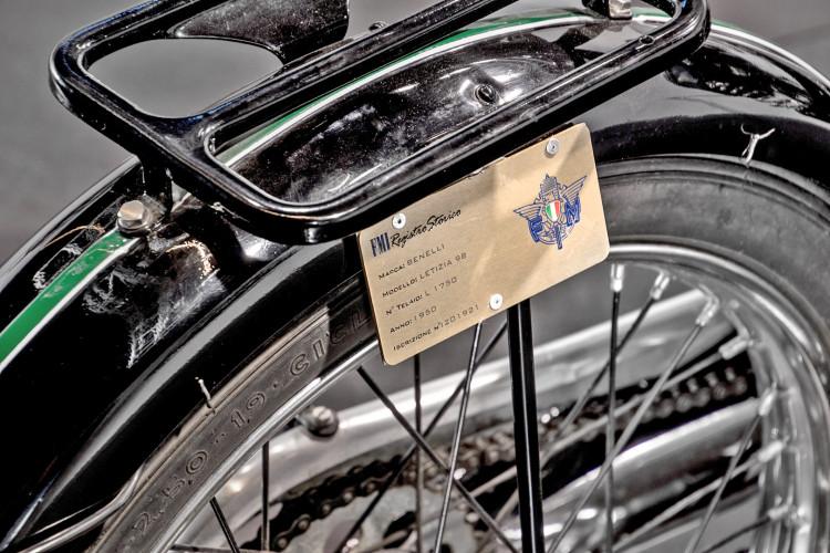1950 Benelli Letizia 98 12