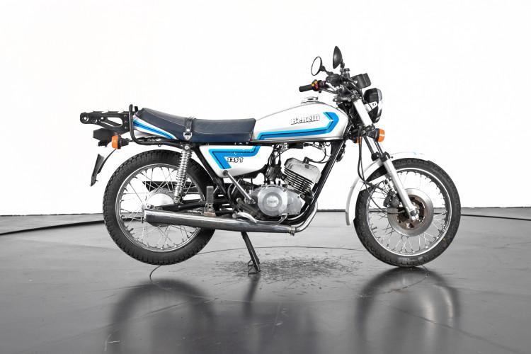 1980 Benelli Bi Cilindro 125 2