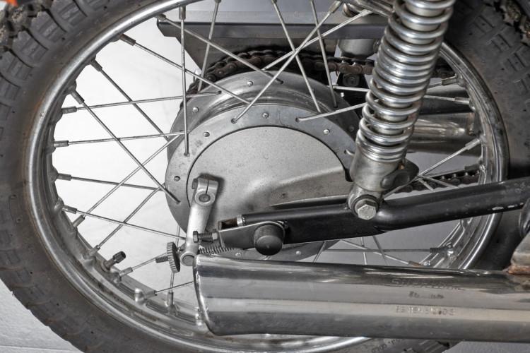 1980 Benelli Bi Cilindro 125 6