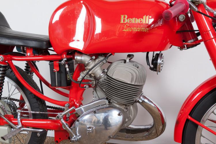1954 Benelli Leoncino Bassotto 3