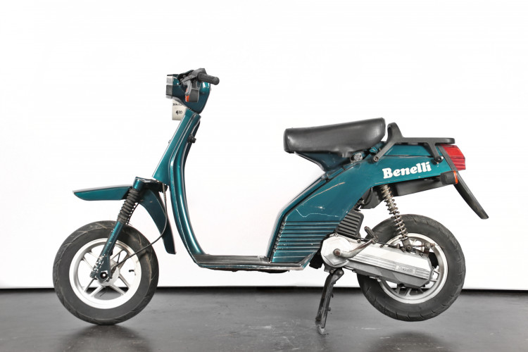 1992 Benelli SCOOTER S50 0