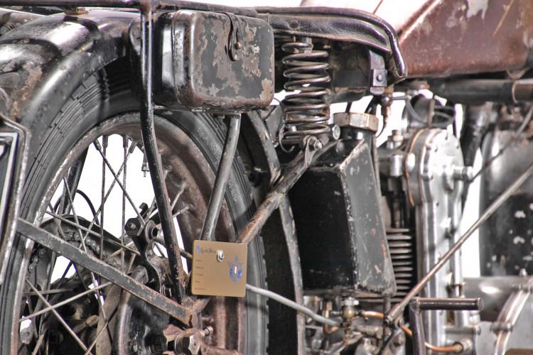 1938 Benelli 175 12
