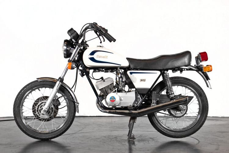 1984 Benelli 125 Custom 0