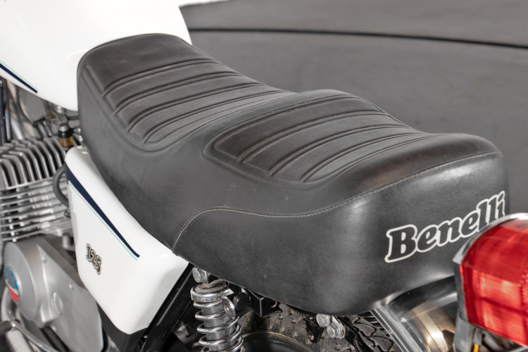 1987 Benelli 125 CUSTOM 7