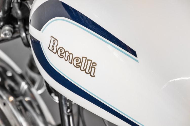 1984 Benelli 125 Custom 8