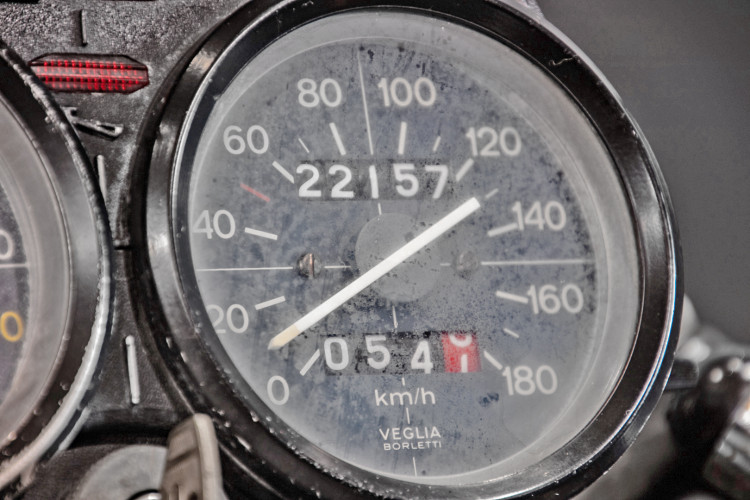 1983 Benelli 125 2C 16