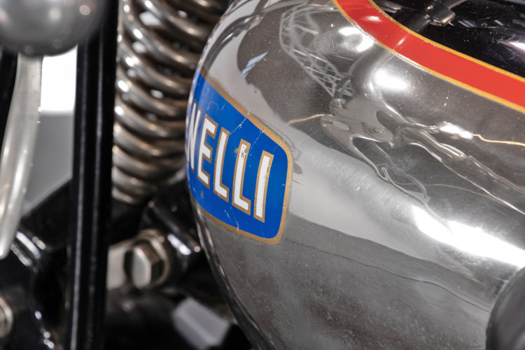 1934 Benelli 220 Sport 13