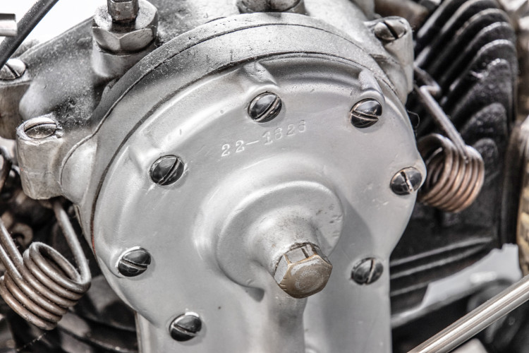 1934 Benelli 220 Sport 15