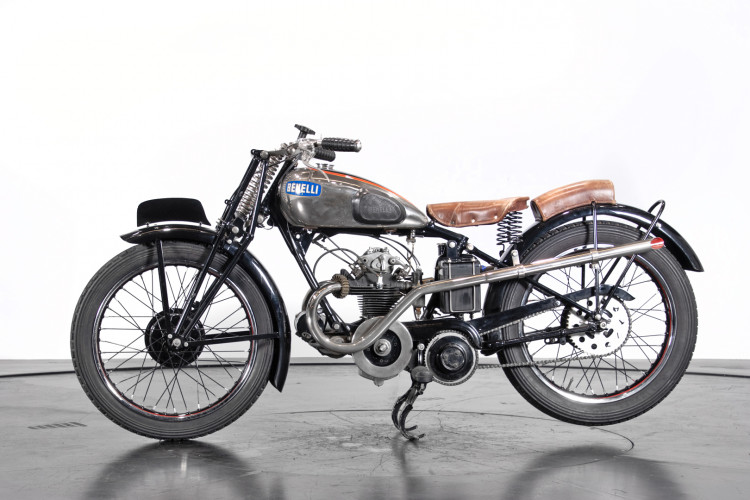 1934 Benelli 220 Sport 0