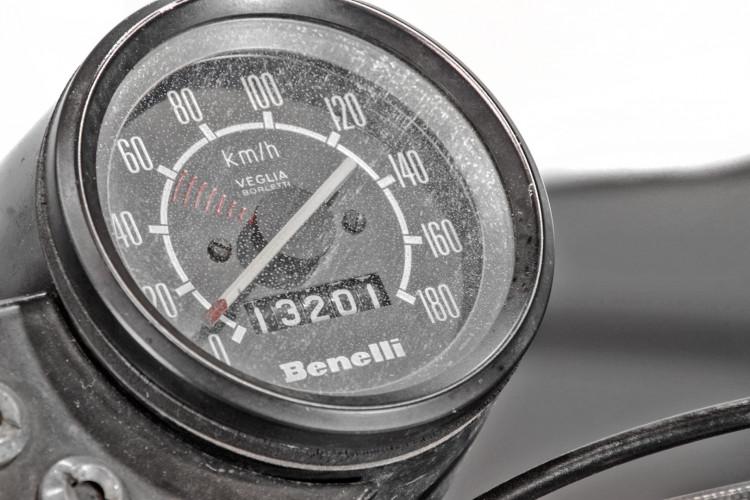 1972 Benelli 250 2C 11