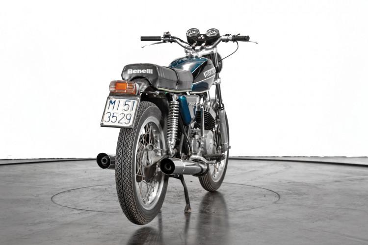 1972 Benelli 250 2C 5