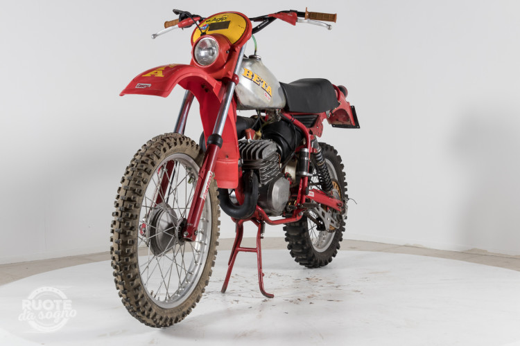 1977 Beta CR 250 1