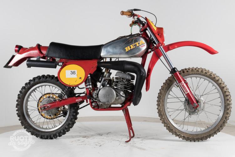 1977 Beta CR 250 2