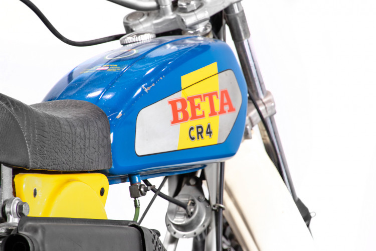 1977 Beta Cross SP 8