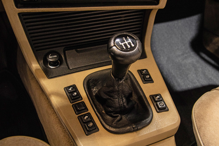 1984 BMW 635 CSI 20