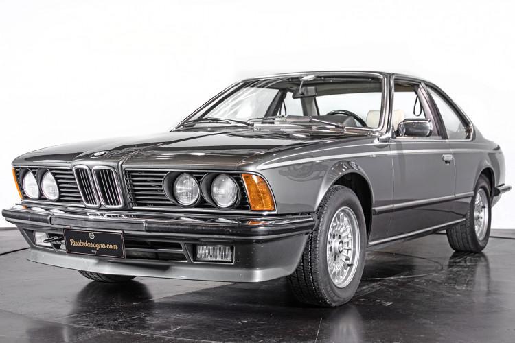 1984 BMW 635 CSI 0